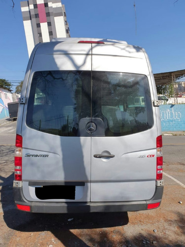 mercedes-benz sprinter 2014 415 teto alto executiva