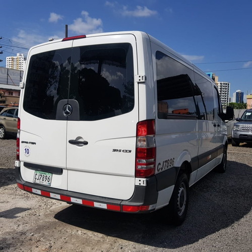 mercedes benz sprinter 2018 $ 29900