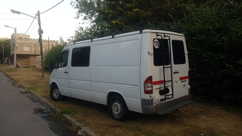 mercedes-benz sprinter 2.1 313 3000 mixto 4+1 s-airbag 2009