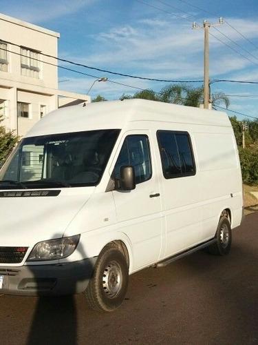 mercedes-benz sprinter 2.1 313 furgon 3000 mixto 4+1 2011