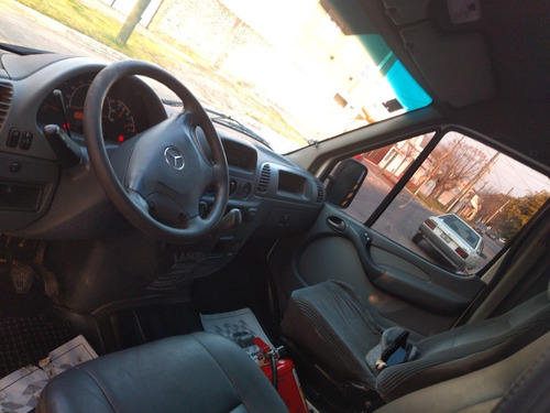 mercedes-benz sprinter 2.1 313 furgon 3000 v2 (g1da6) 2010
