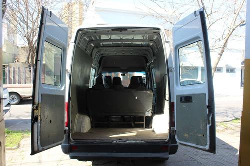 mercedes-benz sprinter 2.1 313 furgon 3550 mixto 4+1