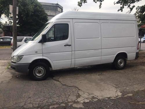 mercedes-benz sprinter 2.1 313 furgon 3550 te v1 (g31a6)