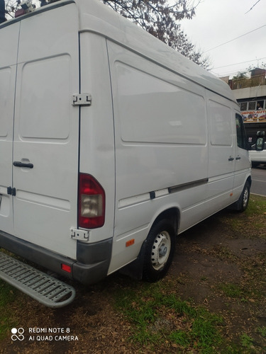 mercedes-benz sprinter 2.1 313 furgon 3550 v1 (g21a6) 2008