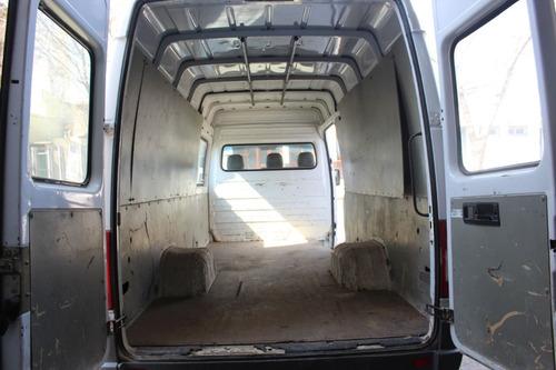 mercedes-benz sprinter 2.1 413 furgon 4025 te v2 s-airgab