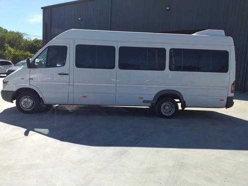 mercedes-benz sprinter 2.1 413 minibus 19+1