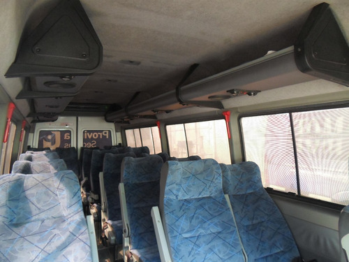 mercedes benz sprinter 2.1 413 minibus 19+1 (gb1k6) 2012