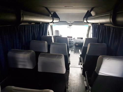 mercedes benz sprinter 2.1 413 minibus 19+1 (gb1k6)