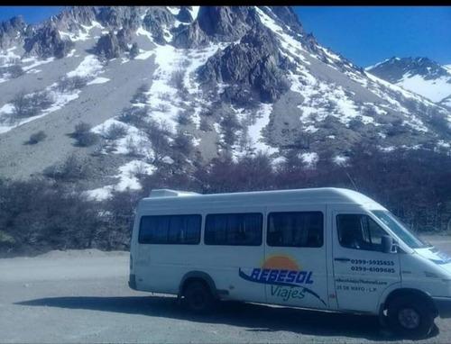 mercedes-benz sprinter 2.1 413 minibus 19+1 sin airbag 2008
