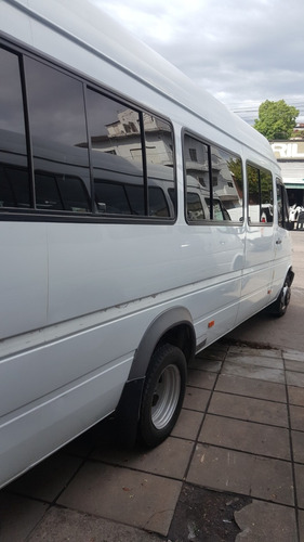 mercedes benz sprinter 2.1 413 minibus 19+1 sin airbag 2009