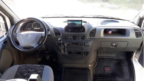 mercedes-benz sprinter 2.1 413 minibus 19+1 sin airbag 2009