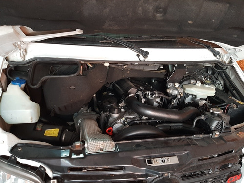mercedes-benz sprinter 2.1 413 minibus 19+1 sin airbag 2011