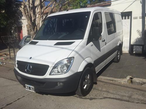 mercedes benz sprinter 2.1 415 furgon 3250 tn mixto 4+1 2013