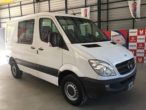 mercedes-benz sprinter 2.1 415 furgon 3250 tn mixto 4+1 aa