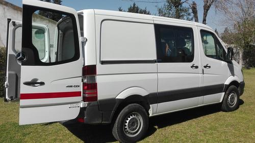mercedes-benz sprinter 2.1 415 furgon 3250 tn mixto 4+1 aa
