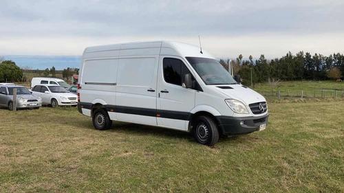 mercedes-benz sprinter 2.1 415 furgon 3665 150cv te v1 2014