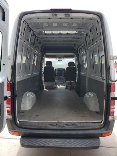 mercedes-benz sprinter 2.1 415 furgon 3665 150cv te v1 2016