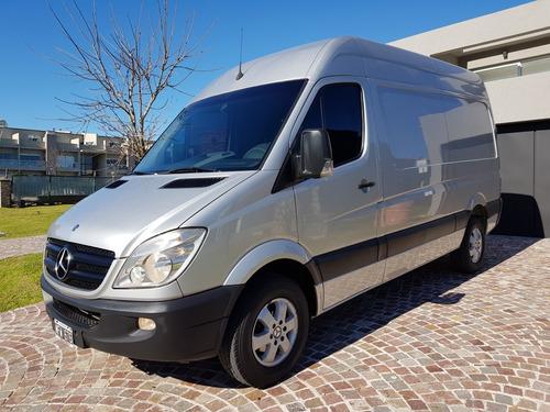 mercedes benz sprinter 2.1 415 furgon 3665 150cv te v2 2013