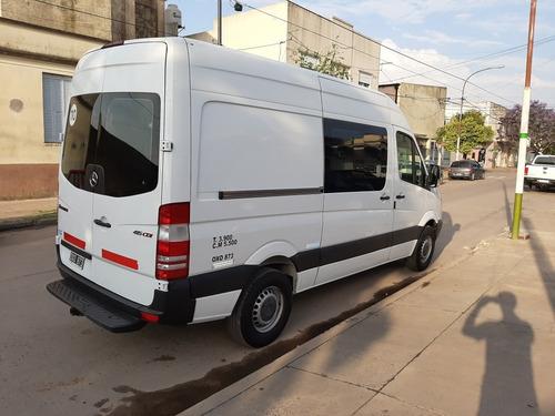 mercedes-benz sprinter 2.1 415 furgon 3665 150cv te v2 2015