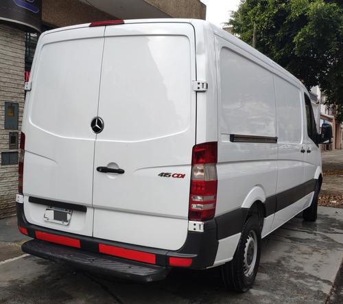 mercedes-benz sprinter 2.1 415 furgon 3665 150cv tn v2 2015