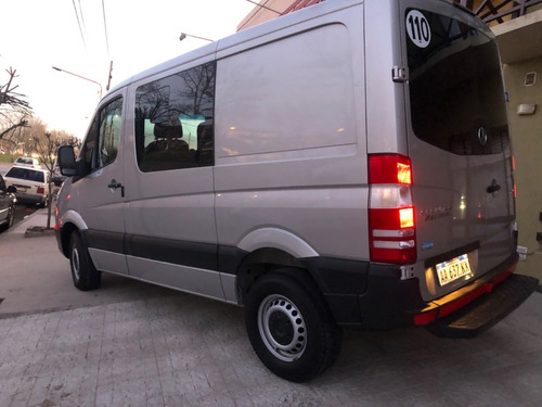 mercedes-benz sprinter 2.1 415 furgon 3665 te mixto 4+1 aniv