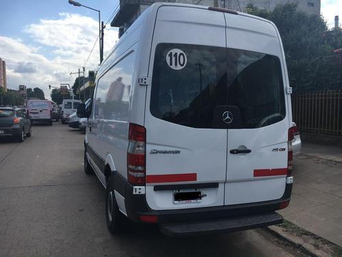 mercedes-benz sprinter 2.1 415 furgon 3665 te v1 aa 2015