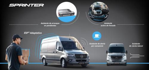 mercedes-benz sprinter 2.1 415 furgon 3665 tn mixto 4+1 aa