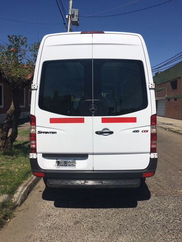mercedes-benz sprinter 2.1 415 furgon 4325 150cv te v2 2012