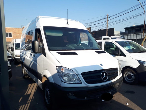 mercedes-benz sprinter 2.1 415  mixto 4+1 alto/2012