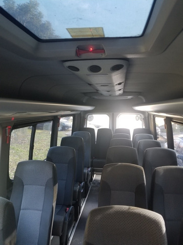 mercedes-benz sprinter 2.1 515 combi 4325 150cv 19+1 2012