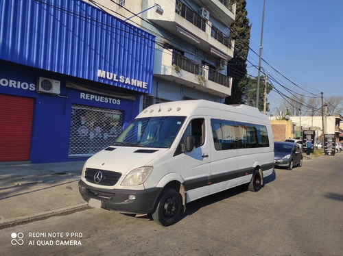 mercedes-benz sprinter 2.1 515 combi 4325 150cv 19+1 2013