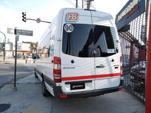 mercedes-benz sprinter 2.1 515 combi 4325 150cv 19+1 2015