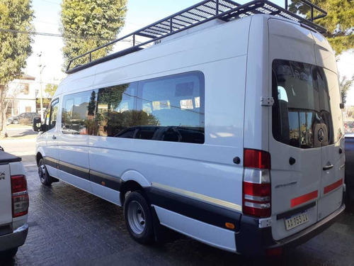 mercedes-benz sprinter 2.1 515 combi 4325 150cv 19+1 2017