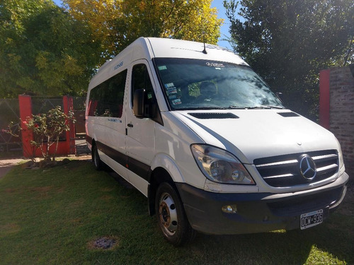 mercedes-benz sprinter 2.1 515 combi 4325 150cv 19+1