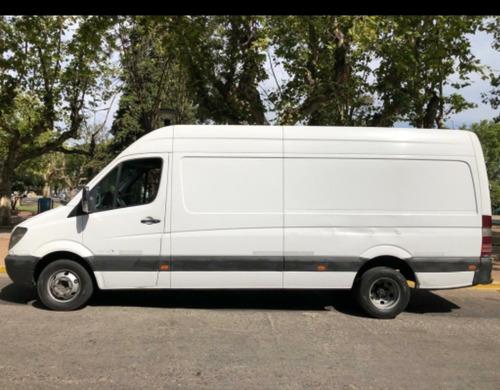 mercedes-benz sprinter 2.1 515 furgon 4325 150cv te v2 2012