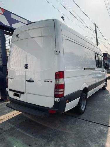 mercedes-benz sprinter 2.1 515 furgon 4325 150cv te v2 2014