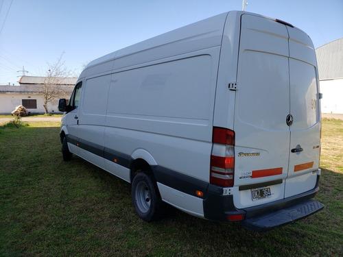 mercedes-benz sprinter 2.1 515 furgon 4325 150cv te v2 2015