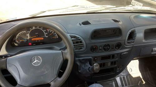 mercedes-benz sprinter 2.2 cdi311 carroceria de madeira 2009