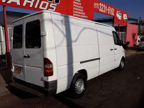 mercedes-benz sprinter 2.2 furgão 311 cdi curto diesel 3p