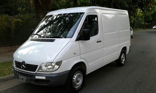 mercedes benz sprinter 2.5 308 furgon 3000 v1 2004