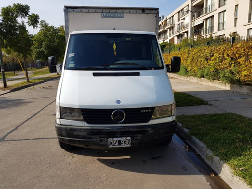mercedes benz sprinter 2.5 310 chasis 3550 1998