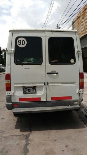 mercedes benz sprinter 2.5 310 furgon 3000 v2 1997