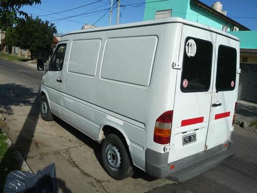 mercedes-benz sprinter 2.5 310 furgon 3000 v2 1999