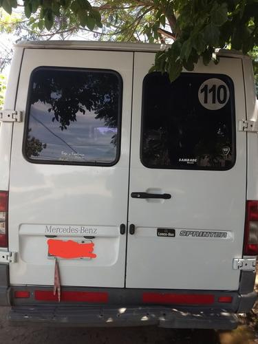 mercedes-benz sprinter 2.5 310 furgon 3550 v1 1999