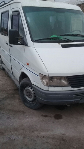 mercedes-benz sprinter 2.5 312 combi 3000 11+1 2001