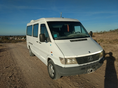 mercedes-benz sprinter 2.5 312 combi 3550 12+1 2002