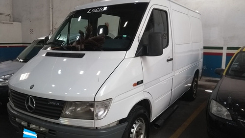 mercedes-benz sprinter 2.5 312 furgon 3000 v1 2000