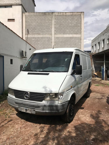 mercedes benz sprinter 2.5 312 furgon 3000 v1 2000