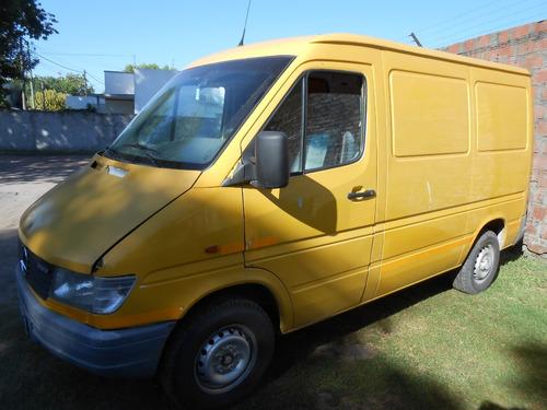 mercedes-benz sprinter 2.5 312 furgon 3000 v1