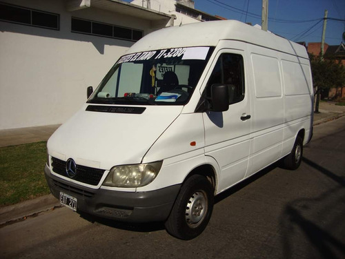 mercedes-benz sprinter 2.5 313 furgon 3550
